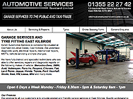 Automotive Services Scotland