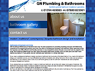 GN Plumbing and Bathrooms, Ayrshire