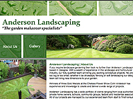 Anderson Landscaping, Glasgow
