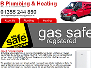 B Plumbing and Heating East Kilbride