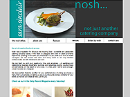 Nosh UK - Wedding Catering Glasgow